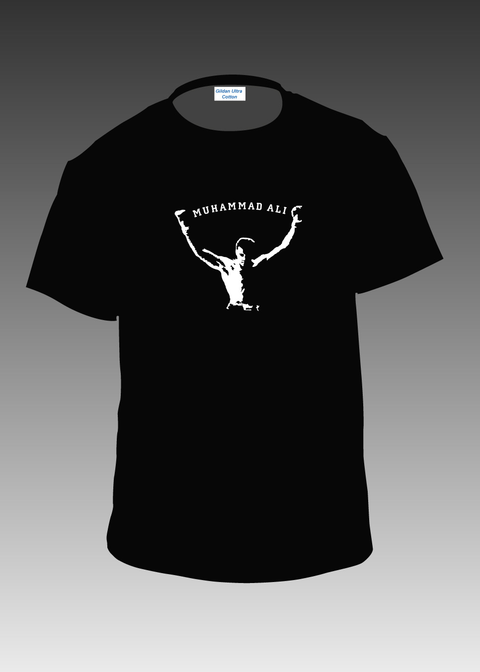 Muhammad Ali Champion t-shirt - wholesale t-shirts - cool funky ...
